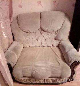 Кресло раскладушка