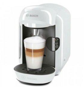 Кофемашина новая Bosch tas 1204 Tassimo