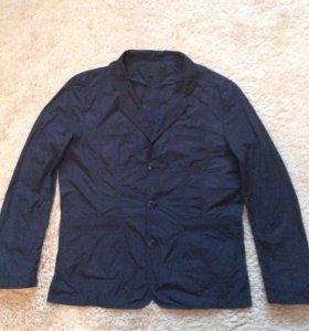 Итальянский пиджак-ветровка