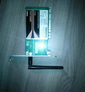 Wifi адаптер D-LINK DWA 525