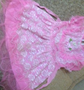 Платье на девочку3-5лет