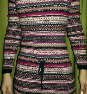 Тёплое платье H&M