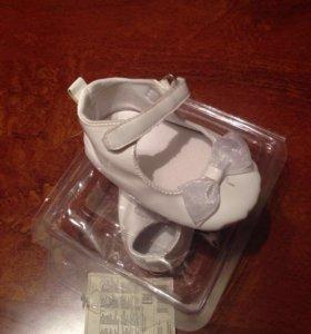 Обувь детская  22 размер