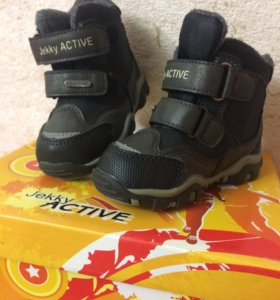 Ботинки детские 21 размер