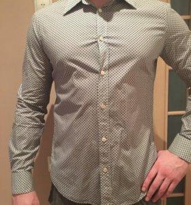 Alexander MQueen рубашка