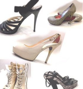 Туфли, босоножки Италия, оригинал, размер 38