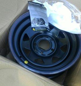 Диски Off-Road Wheels 16x8 5x130 ET0