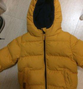 Курточка детская 86 см