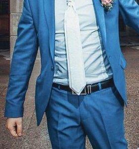 Свадебный галстук