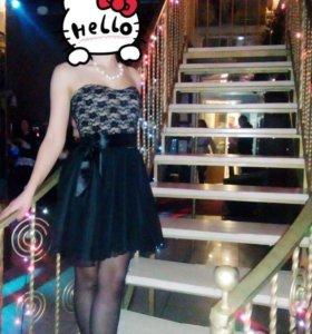 Потрясающее платье