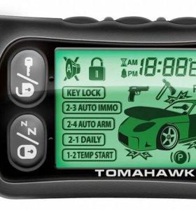 Брелок от сигнализации tomahawk 9010