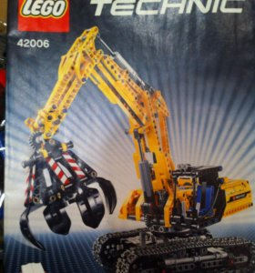 Конструктор LEGO TECHNIC 42006