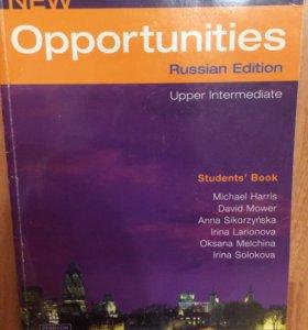 Учебник по английскому New Opportunities