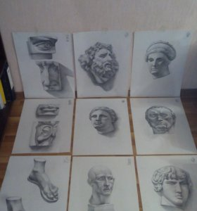 Картины, рисунки