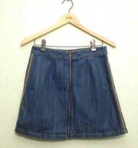 Юбка джинсовая koton
