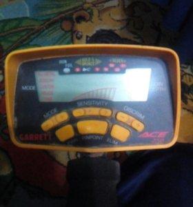 Металлоискатель garrett ace250