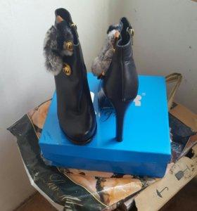 Демисезоная ботинки