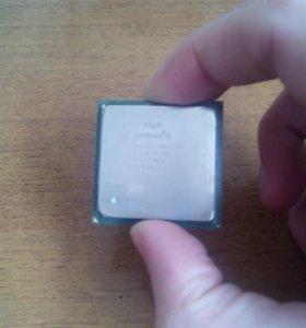 Процессор интел пентиум 4 с кулером