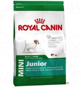Royal Canin (Роял Канин)- корм для мини собак