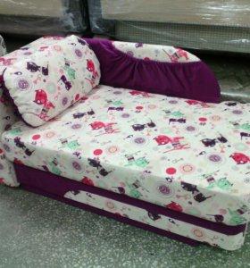 Малогабаритный диван (новый)