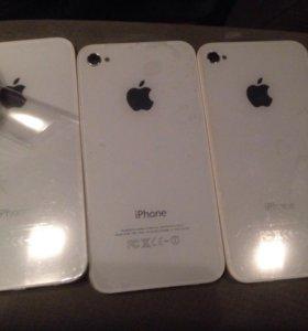 Задние панели на iPhone 4,4s