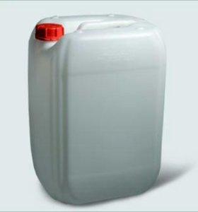 Канистры пластиковые новые 31,5 литра
