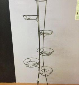 Подставки для цветов (2шт)