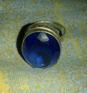 Натуральный синий кварц