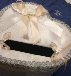 Казна на свадьбу+сумка для невесты+совет да любовь