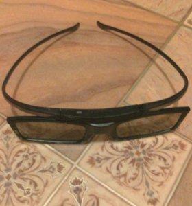 Очки 3 D  активные Samsung Active Glasses