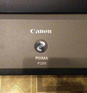 Принтер HP и Canon