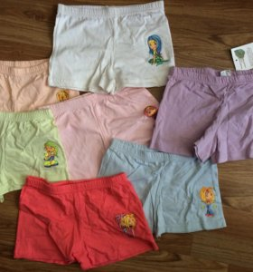 женские трусики-шорты
