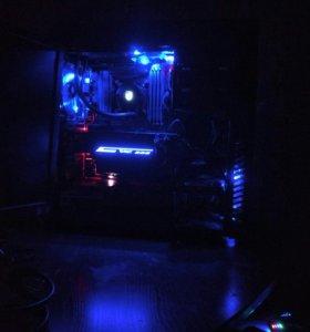 Игровой компьютер 6700k gtx 1080