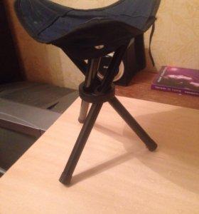Компактный стул для рыбалки или походов
