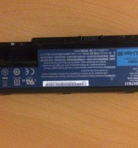 Батарея от ноутбука acer aspire 5530