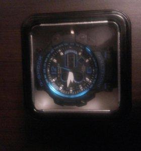 Часы касио