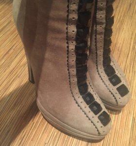Ботильоны , ботинки 😻