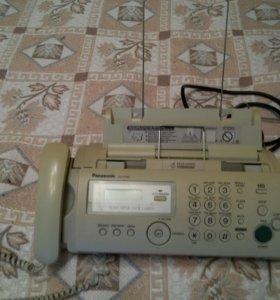Отличный факс с пленкой