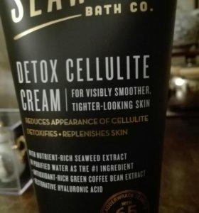 Антицеллюлитный детокс- крем для выравнивания кожи