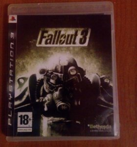 Диск fallout 3