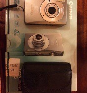 Фотоаппарат цифровой Canon IXUS 75