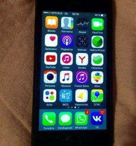 Обменяю айфон 5 на Самсунг