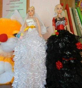 Куклы-шкатулки