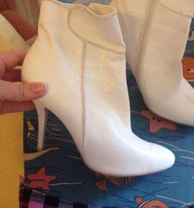 Ботинки свадебные