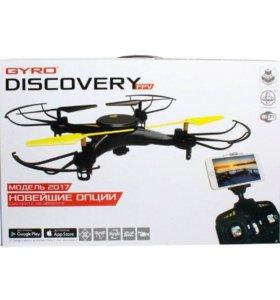 Радиоуправляемый квадрокоптер Gyro Discovery FPV