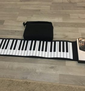 Roll-up Piano