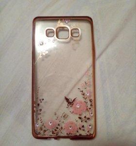 Чехол на Samsung Galaxy A5.