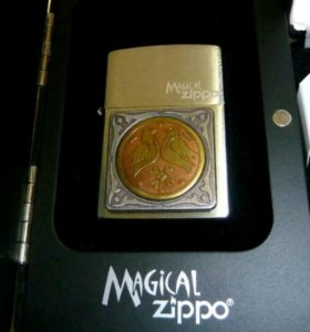 Zippo magical talisman limited edition