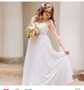 Платье (вечернее , свадебное )