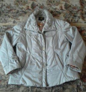Женская куртка 54-56 размер